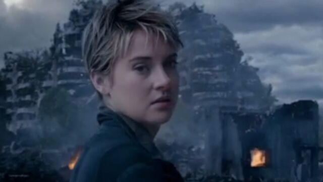 Shailene Woodley face à elle-même dans Divergente 2 : l'insurrection (VIDEO)
