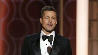 Erreurs, amour, pardon... Brad Pitt se lâche sur la scène des Golden Globes