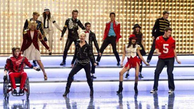 Glee : les images de l'épisode hommage à Cory Monteith