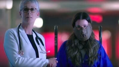 Scream Queens (saison 2) : Lea Michele plus terrifiante que jamais en Hannibal Lecter