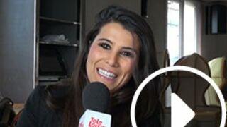 Karine Ferri, égérie pour une marque de dentifrice, n'a pas sa langue dans sa poche (VIDEO)