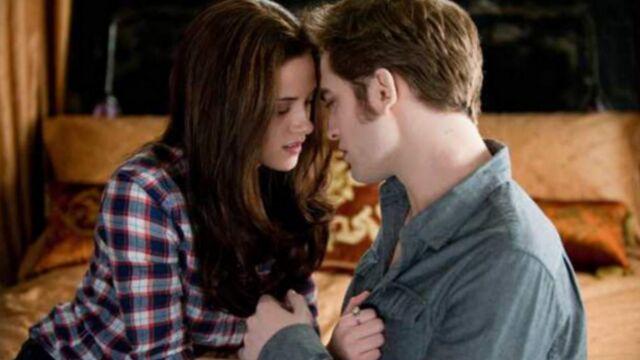 """Twilight : pour Kristen Stewart, la scène de sexe avec Robert Pattinson était """"l'agonie"""""""