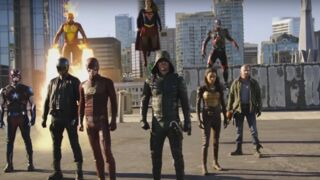 Découvrez la bande-annonce complète du crossover entre Arrow, Flash, Supergirl et DC's Legends of Tomorrow (VIDEO)