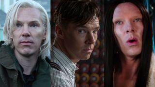 Benedict Cumberbatch, l'acteur aux mille visages (PHOTOS)