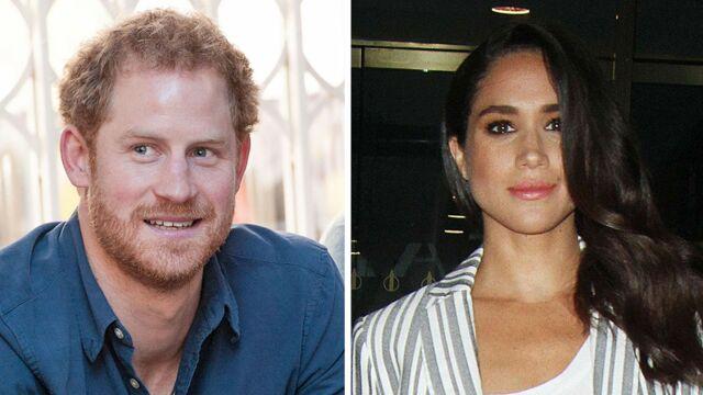 Le Prince Harry confirme sa relation avec Meghan Markle, l'actrice de la série Suits