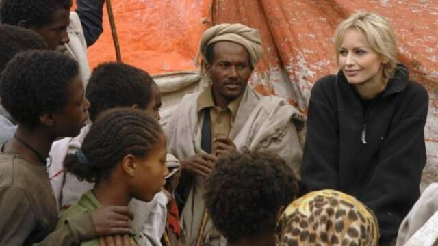 Adriana Karembeu et Gilbert Montagné repartis de leur plein gré En Terre inconnue