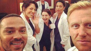 Grey's Anatomy saison 12 : Les acteurs se sont retrouvés sur le tournage (PHOTOS)