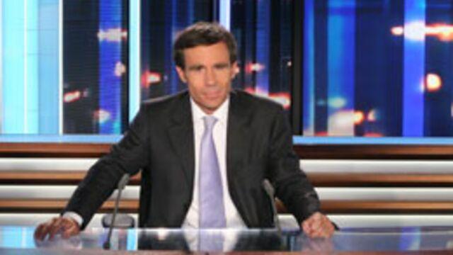 Les 20 heures de TF1 et France 2 à nouveau au coude à coude