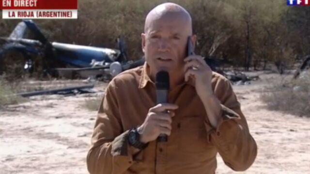 Polémique : le duplex de Louis Bodin au 20 heures de TF1 vous-a-t-il choqué ?
