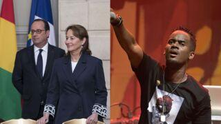 Ségolène Royal s'ambiance avec François Hollande au concert de Black M et de MHD (VIDÉO)