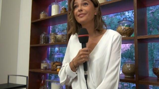 """Sandrine Quétier (MasterChef) : """"On n'a jamais été fâchées avec Carole Rousseau"""" (VIDEO)"""