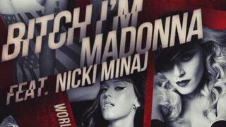 Madonna s'entoure de Beyoncé, Katy Perry et Miley Cyrus pour son clip !