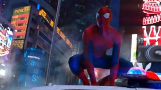 Sur TF1, The Amazing Spider-Man a stoppé la concurrence
