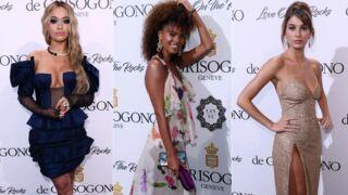 Cannes 2017 : Rita Ora, Tina Kunakey... Les tops sexy et ULTRA décolletées à la soirée De Grisogono (21 PHOTOS)