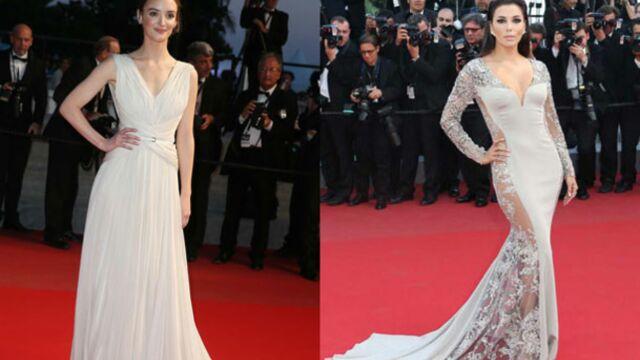 Cannes 2015 : La pétillante Charlotte Le Bon pour Vice Versa, Eva Longoria ose la transparence