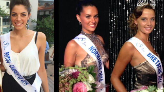 Miss France 2015 : découvrez les Miss de l'Ouest (PHOTOS)