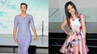 Priscilla Betti et Fabienne Carat défilent à la Fashion Week (PHOTOS)
