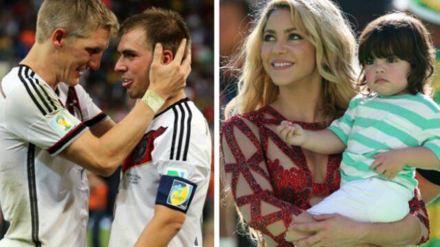 Les images les plus marquantes de la finale du Mondial (PHOTOS)