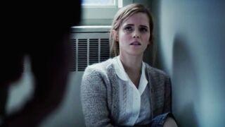 Emma Watson terrifiée sur le poster de Regression !