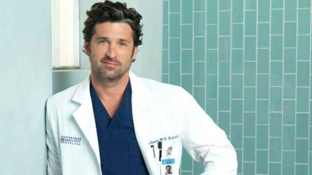 Officiel : Grey's Anatomy dit adieu à Patrick Dempsey