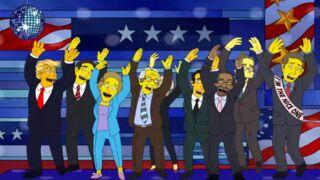 Les Simpson se moquent de la campagne présidentielle américaine
