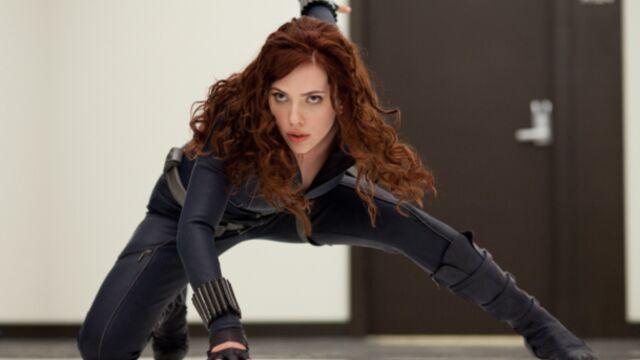 L'actrice du dimanche : Scarlett Johansson, la bombe d'Iron Man 2 (PHOTOS)