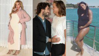 Beyoncé, Laure Manaudou... Ces stars aussi attendent un bébé pour 2017 (45 PHOTOS)