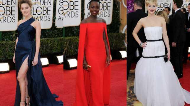Golden Globes 2014 Defile Glamour Sur Le Tapis Rouge Photos