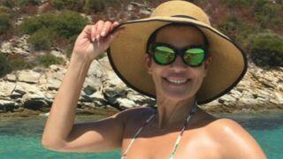 Cristina Cordula en vacances : en maillot de bain et sans maquillage, elle est sublime (PHOTO)