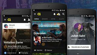 Nouveau sur votre smartphone : Mise à jour de l'application Ciné-Loisirs sur Androïd