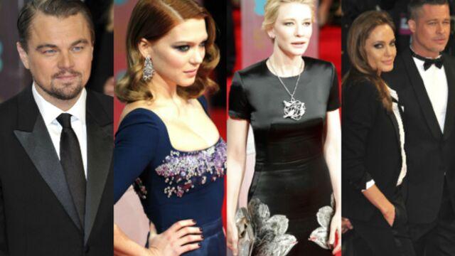 BAFTA : Pluie de stars sur le tapis rouge (PHOTOS)