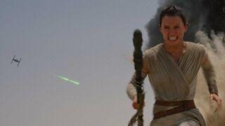Star Wars 8 : Daisy Ridley s'entraîne au sabre laser… et le montre sur Instagram ! (VIDEO)