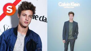 L'info Switch du jour : le vineur américain Cameron Dallas devient égérie de Calvin Klein (PHOTOS)