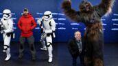 Disneyland Paris : Tom Hardy et Warwick Davis à la découverte de la saison Star Wars (PHOTOS)