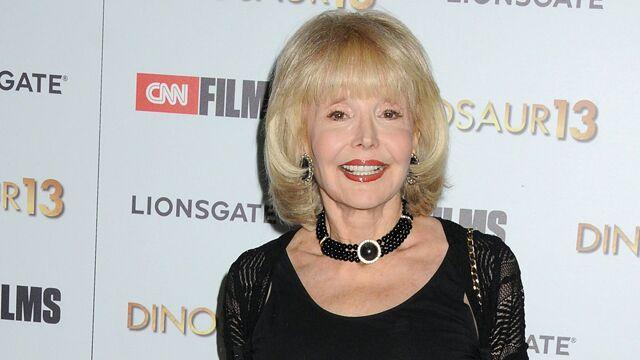 Francine York, l'actrice américaine est décédée