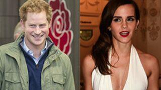 Emma Watson en couple avec le prince Harry ? L'actrice répond