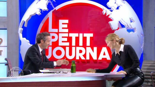 Canal+ mise en garde par le CSA pour consommation d'alcool dans Le Petit Journal