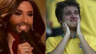 Les coups de coeur TV de Télé-Loisirs : la victoire de Conchita Wurst, le match Allemagne-Brésil...