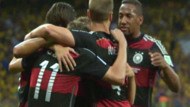 TF1 cartonne avec la victoire incroyable de l'Allemagne