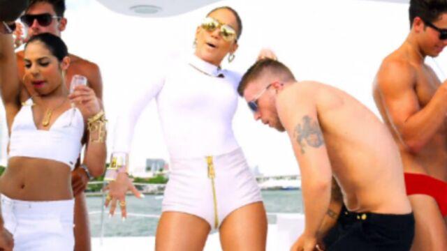 Jennifer Lopez dominatrice sexy dans son clip I Luh Ya Papi (VIDEO)