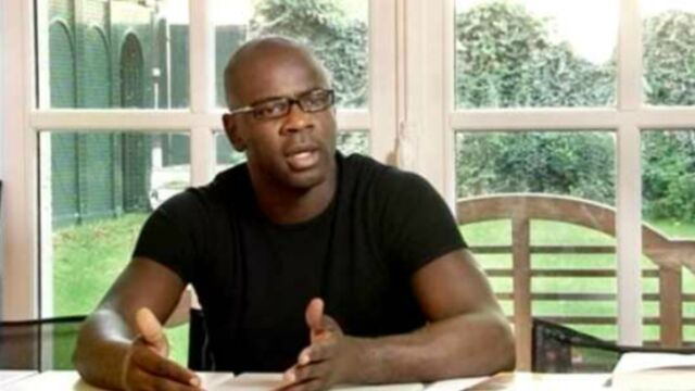 Lilian Thuram : ses explications sur Karine Le Marchand au Grand Journal