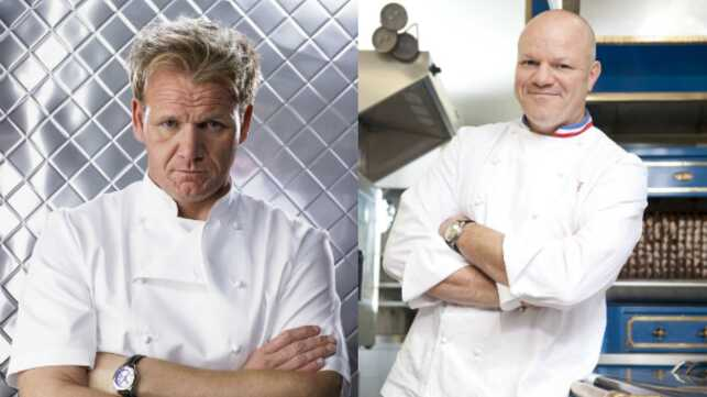 cauchemar en cuisine gordon ramsay marche sur les plates. Black Bedroom Furniture Sets. Home Design Ideas