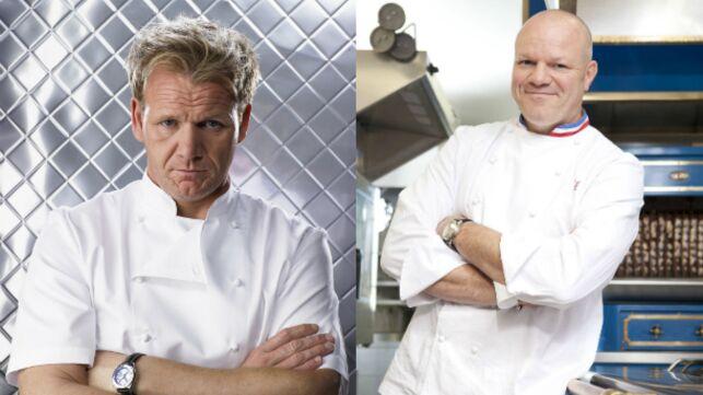 Cauchemar En Cuisine Gordon Ramsay Marche Sur Les Plates