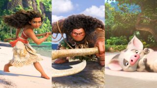 Vaiana, la légende du bout du monde : voici les personnages du nouveau film Disney (8 PHOTOS)