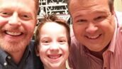 Modern Family : Jesse Tyler poste une photo du premier enfant transgenre dans une série américaine