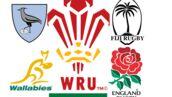 Coupe du monde de rugby : Le wallaby, la rose ou la palmier... Découvrez les emblèmes des équipes de la Poule A