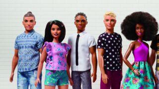 Plus grands, plus minces ou plus musclés : découvrez les nouveaux Ken ! (PHOTO)