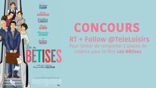 Concours : tentez de remporter des places de cinéma pour le film Les Bêtises