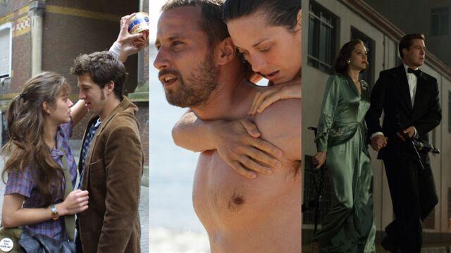 Marion Cotillard (Alliés) : Guillaume Canet, Brad Pitt, Russell Crowe... Ses partenaires de cinéma (20 PHOTOS)