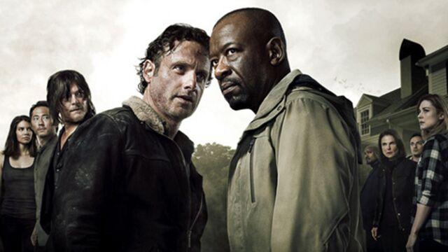 The Walking Dead : première image de la saison 6 !